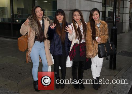 4th Impact, Mylene, Irene, Almira and Celina 2