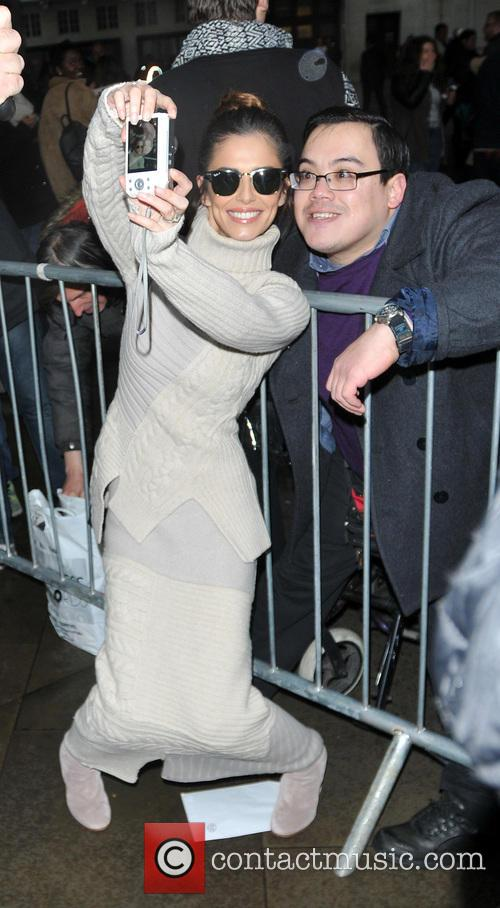 Cheryl Fernandez-versini and Cheryl Cole 7