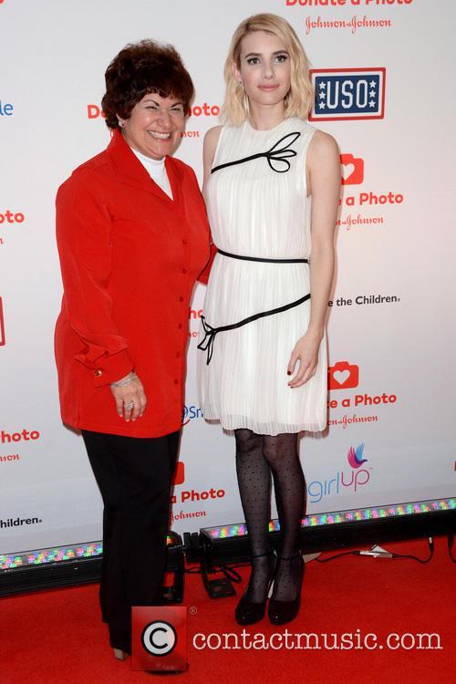 Sarah Colamarino and Emma Roberts 1