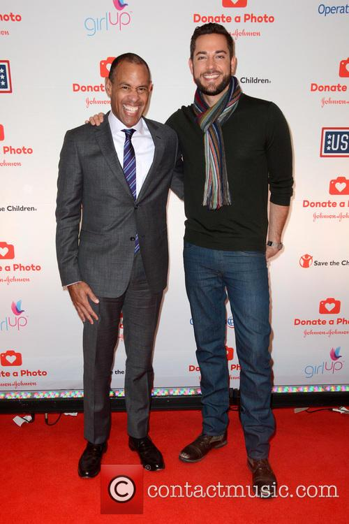 Michael Sneed and Zachary Levi 3