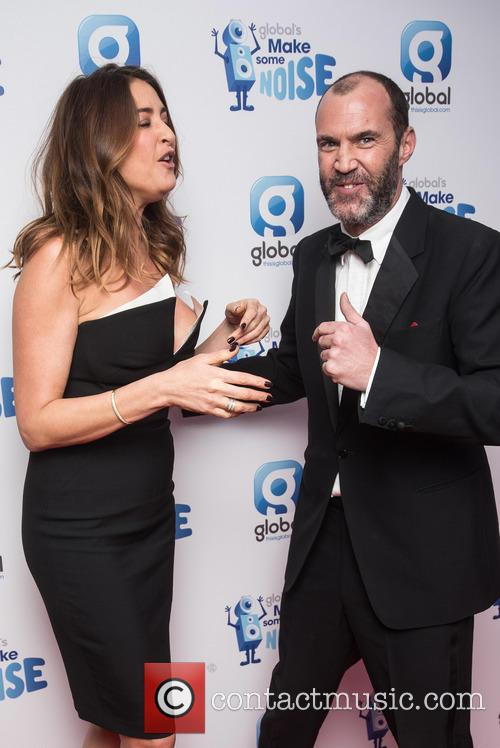 Lisa Snowdon and Johnny Vaughan 3