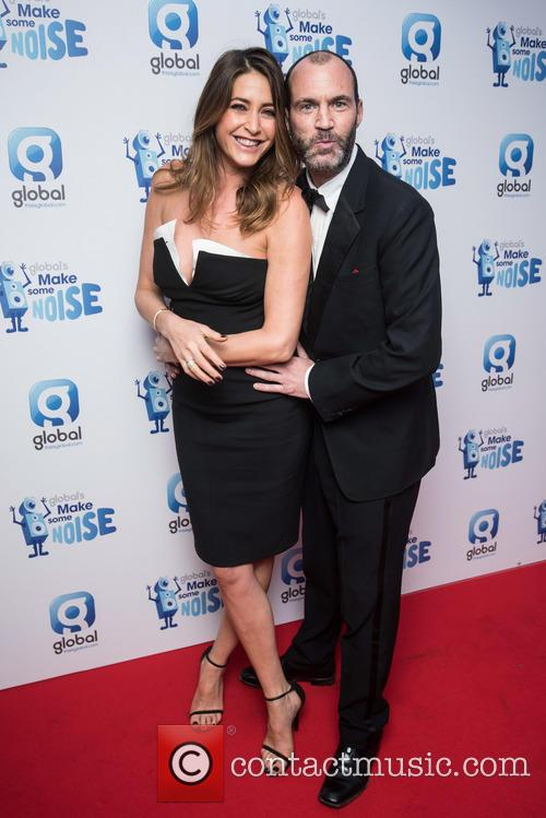 Lisa Snowdon and Johnny Vaughan 4