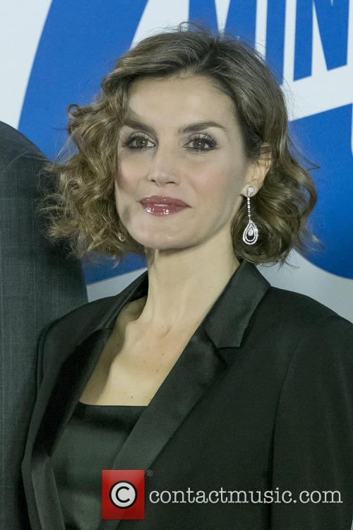 Queen Letizia Of Spain 2