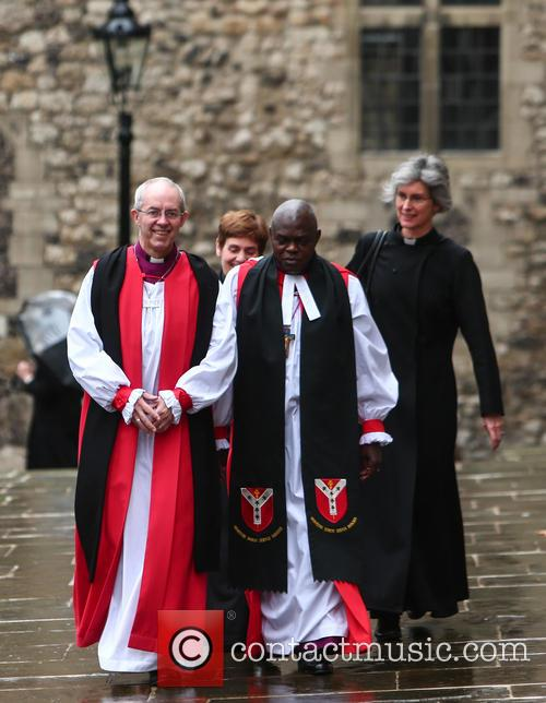 Archbishop Dr. Justin Welby and Archbishop John Sentamu 1