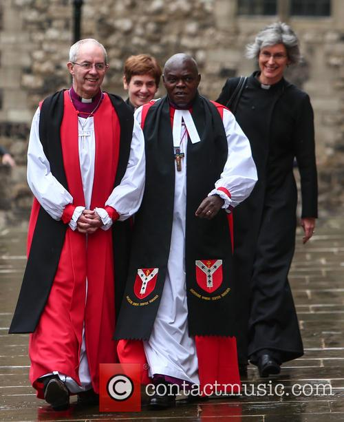 Archbishop Dr. Justin Welby and Archbishop John Sentamu 2