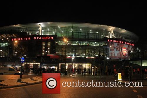 Arsenal Fc's Emirates Statium 1