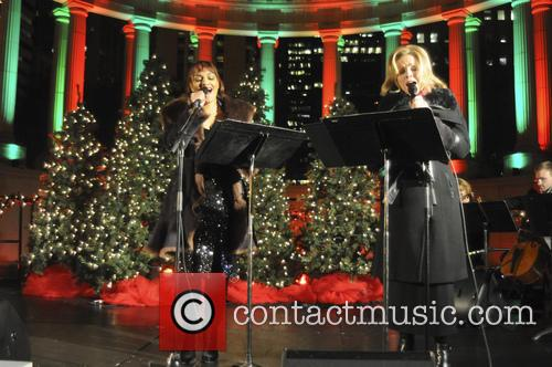 Renee Fleming and Danielle De Niese 1