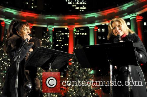 Renee Fleming and Danielle De Niese 2