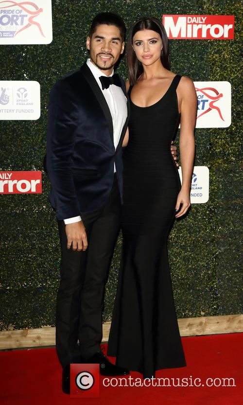 Louis Smith and Lucy Mecklenburgh 2