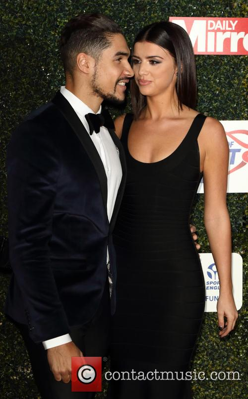 Louis Smith and Lucy Mecklenburgh 3