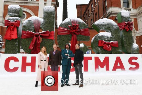 Katie Piper, Olly Smith, Laurence Llewelyn-bowen and Gino D'acampo 1