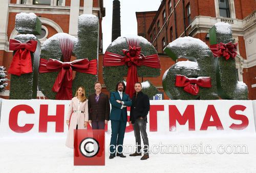 Katie Piper, Olly Smith, Laurence Llewelyn-bowen and Gino D'acampo 2