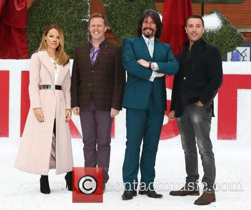 Katie Piper, Olly Smith, Laurence Llewelyn-bowen and Gino D'acampo 3