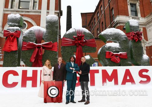 Katie Piper, Olly Smith, Laurence Llewelyn-bowen and Gino D'acampo 4