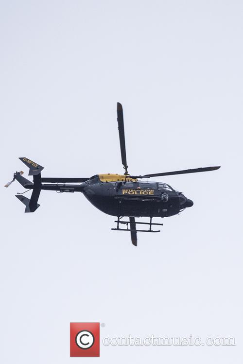 Police Helicopter 1