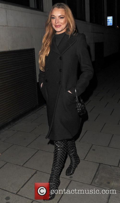 Lindsay Lohan Hits Back At Jennifer Lawrence Over 'Late Show' Joke