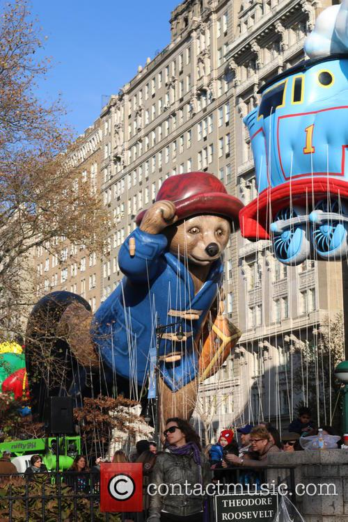 Paddington Bear 1