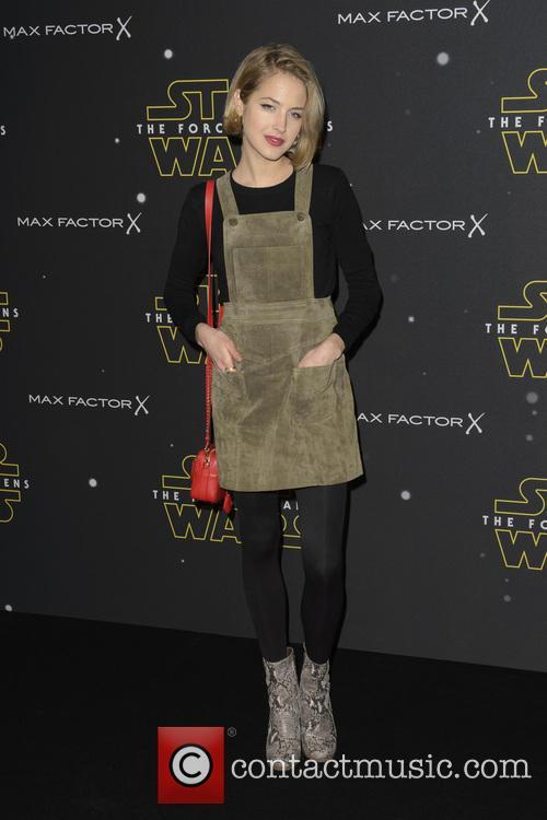 Star Wars and Tess Ward 3