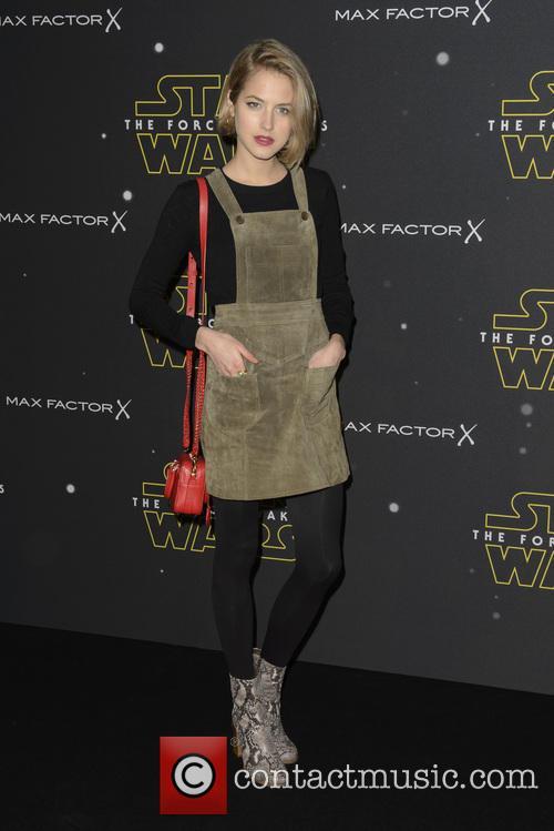Star Wars and Tess Ward 4