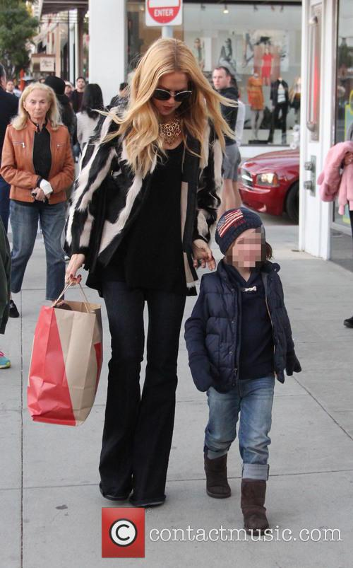 Rachel Zoe and Skyler Morrison Berman 2
