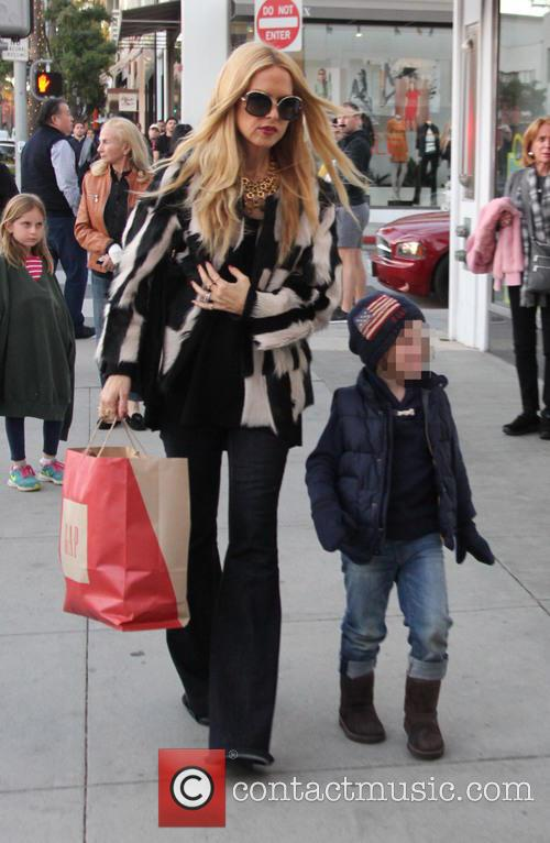 Rachel Zoe and Skyler Morrison Berman 3