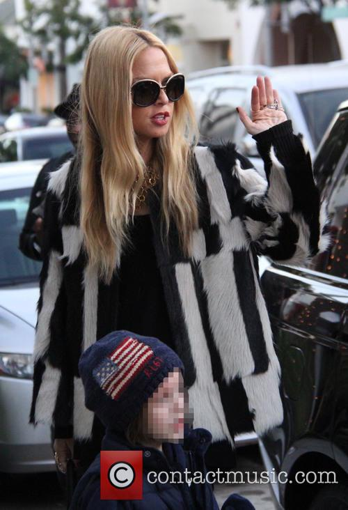 Rachel Zoe and Skyler Morrison Berman 4