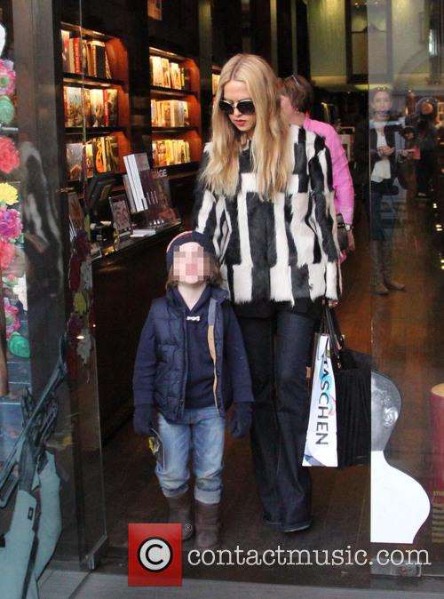Rachel Zoe and Skyler Morrison Berman 11