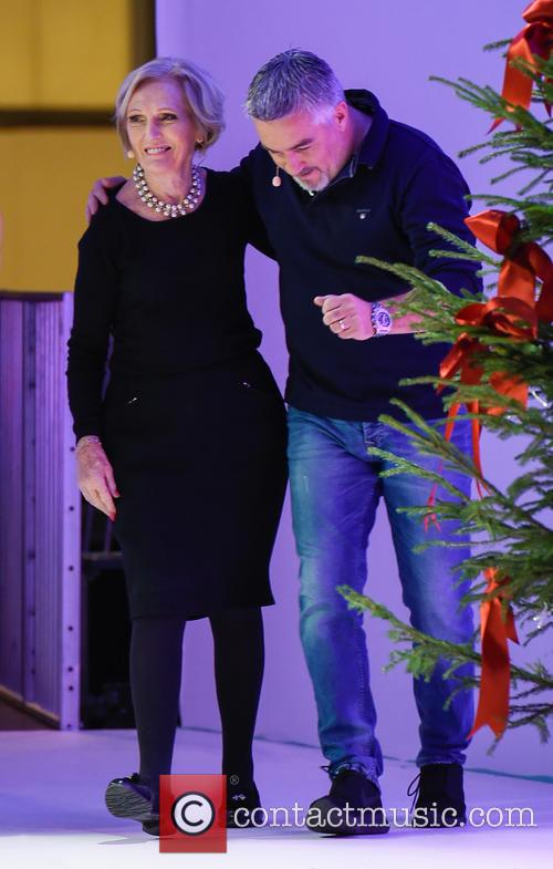 Mary Berry and Paul Hollywood 1
