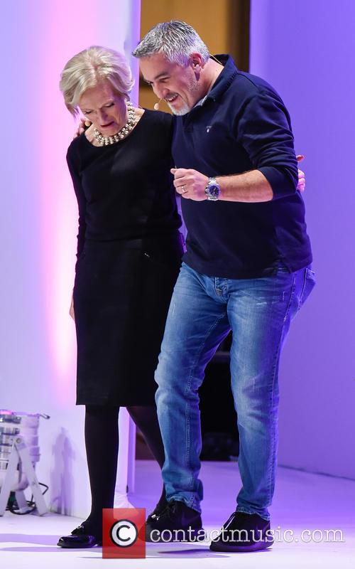 Mary Berry and Paul Hollywood 5