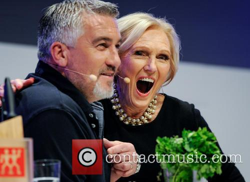 Mary Berry and Paul Hollywood 11