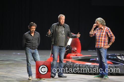 Jeremy Clarkson, Richard Hammond and James May 2