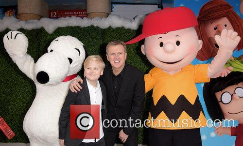 Aled Jones and Son Lucas 1