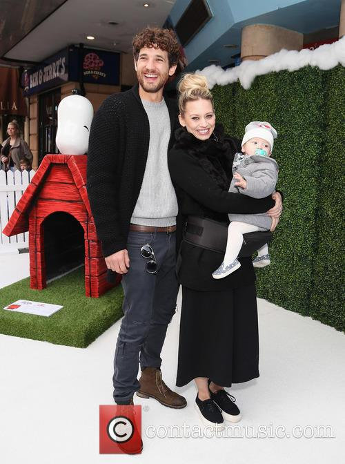 Kimberly Wyatt, Max Rogers and Willow Rogers 4