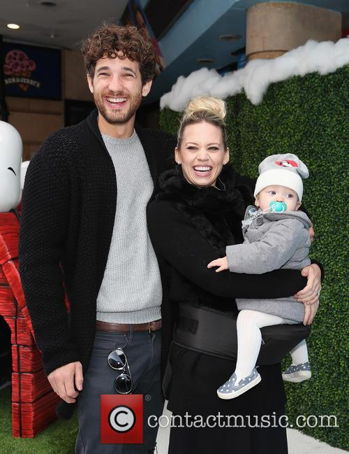 Kimberly Wyatt, Max Rogers and Willow Rogers 5