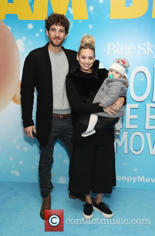 Kimberly Wyatt, Max Rogers and Willow Rogers 6