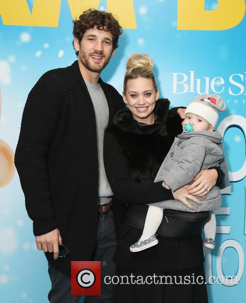 Kimberly Wyatt, Max Rogers and Willow Rogers 7