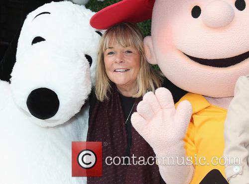 Snoopy, Linda Robson and Charlie Brown 2
