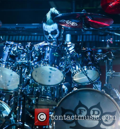 Five Finger Death Punch and Jeremy Spencer 9