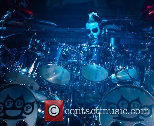 Five Finger Death Punch and Jeremy Spencer 10