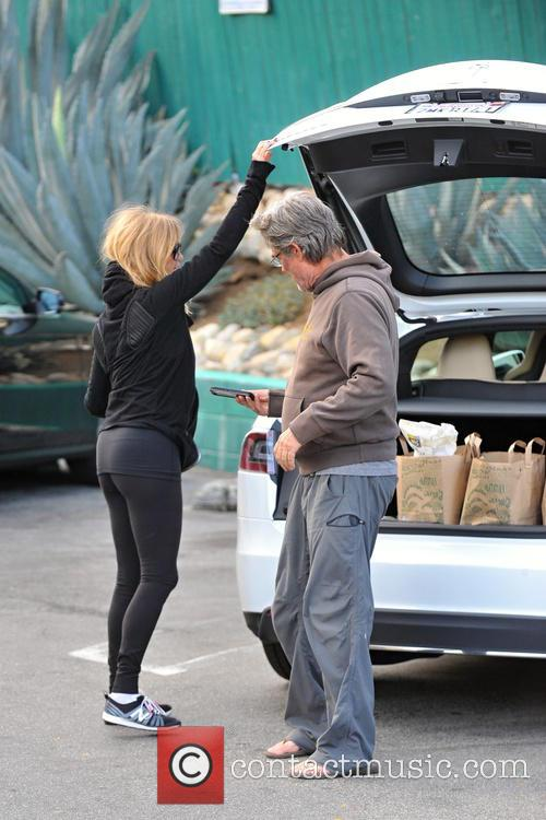 Goldie Hawn and Kurt Russell 10
