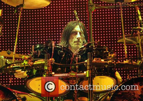 Scott Travis and Judas Priest 1