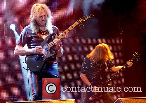 Glenn Tipton, Judas Priest and Ian Hill 6