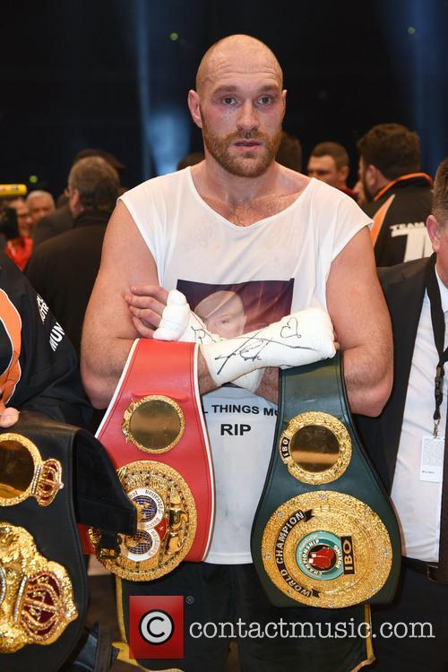Wladimir Klitschko and Tuyson Fury 11
