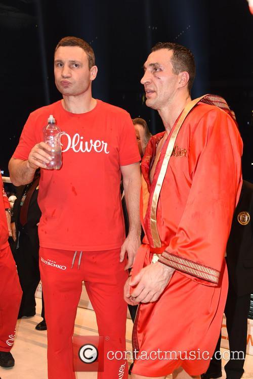 Vitali Klitschko and Wladimir Klitschko 1