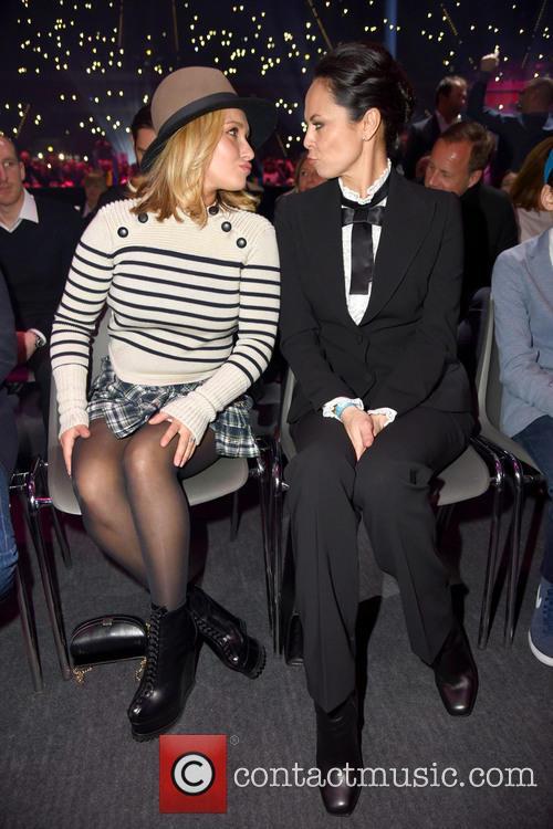 Hayden Panettiere and Natalia Klitschko 3