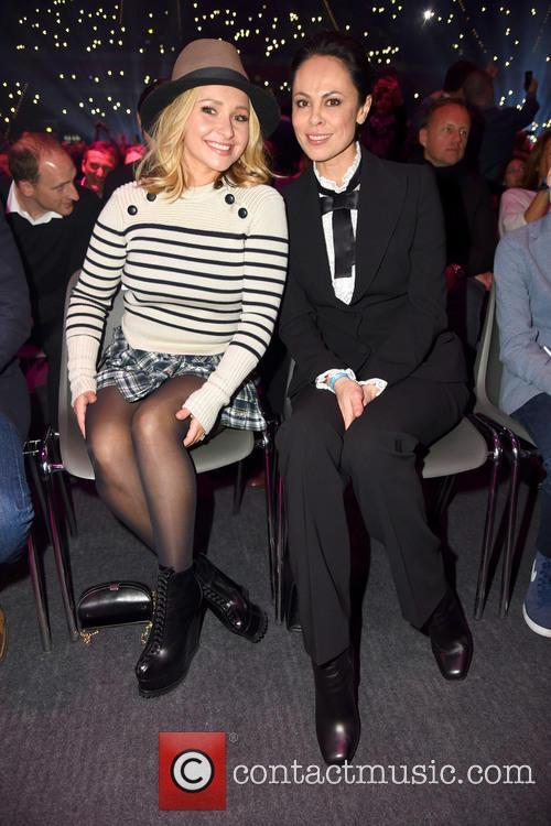 Hayden Panettiere and Natalia Klitschko 5