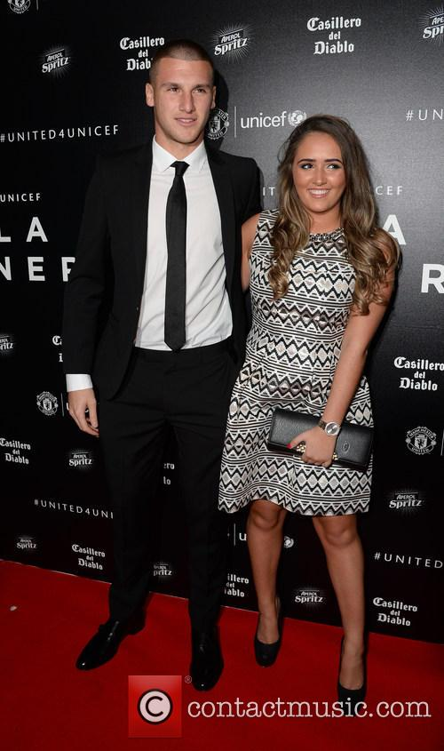 Sam Johnstone and Bryony Turner 1