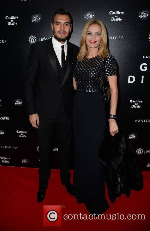 Sergio Romero and Eliana Guercio 1