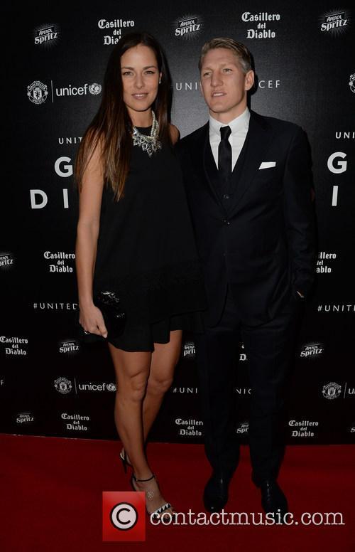 Bastian Shweinsteiger and Ana Ivanovic 2