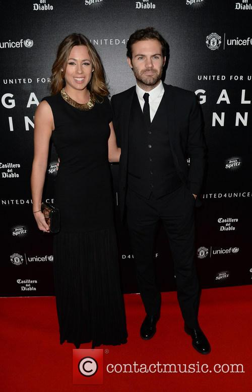 Juan Mata and Evelina Kamph 1